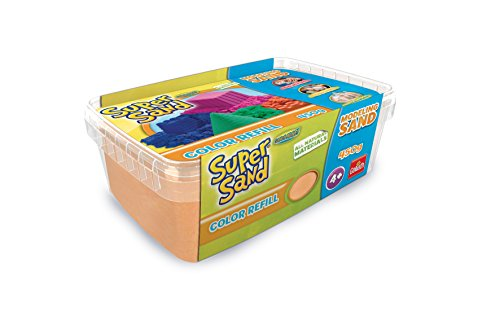 Goliath 83245 - Super Sandspielzeug, orange
