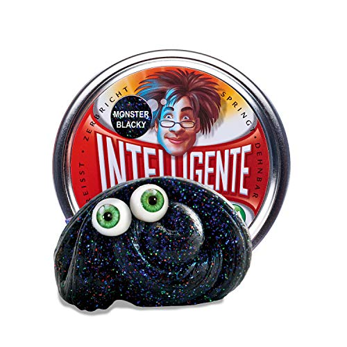 Intelligente Knete - Limited Edition 2019 - Monster Blacky
