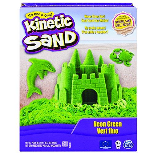 Kinetic Sand Neon Sand Grün 680 g