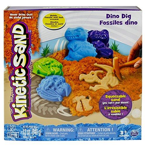Kinetic Sand Dino Set