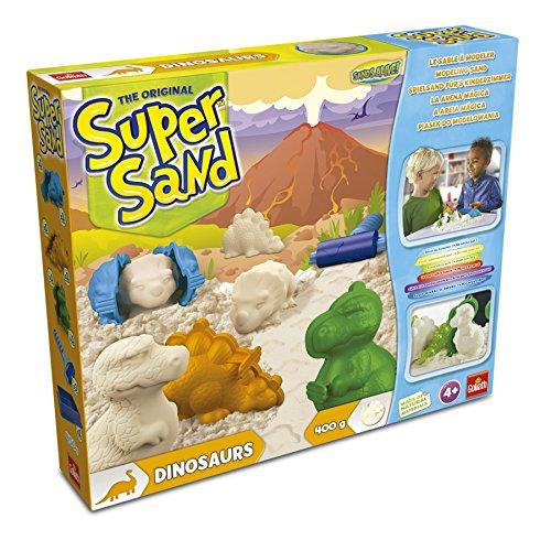 Super Sand Dinosaurier Set